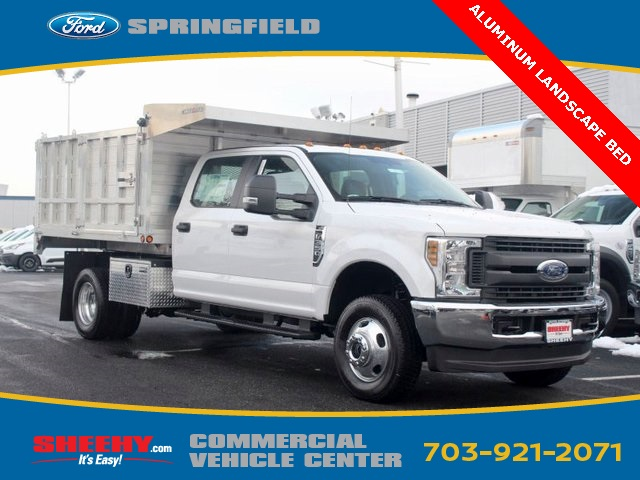 2018 F-350 Crew Cab DRW 4x4,  Cab Chassis #GC54154 - photo 3