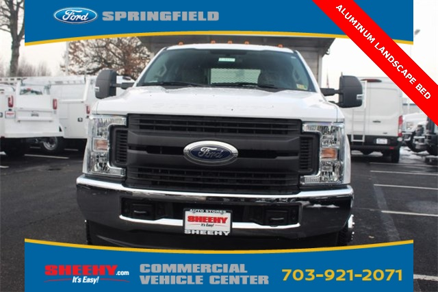 2018 F-350 Crew Cab DRW 4x4,  Cab Chassis #GC54154 - photo 4