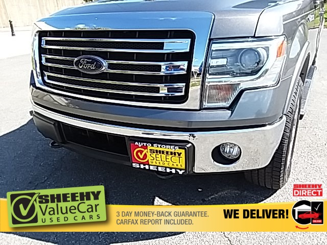 2014 Ford F-150 SuperCrew Cab 4x4, Pickup #GC54681A - photo 8