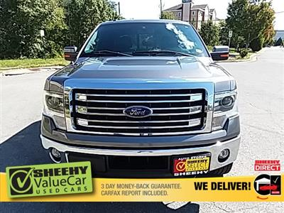 2014 Ford F-150 SuperCrew Cab 4x4, Pickup #GC54681A - photo 9