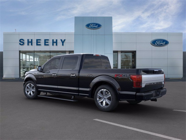 2020 Ford F-150 SuperCrew Cab 4x4, Pickup #GC54691 - photo 7