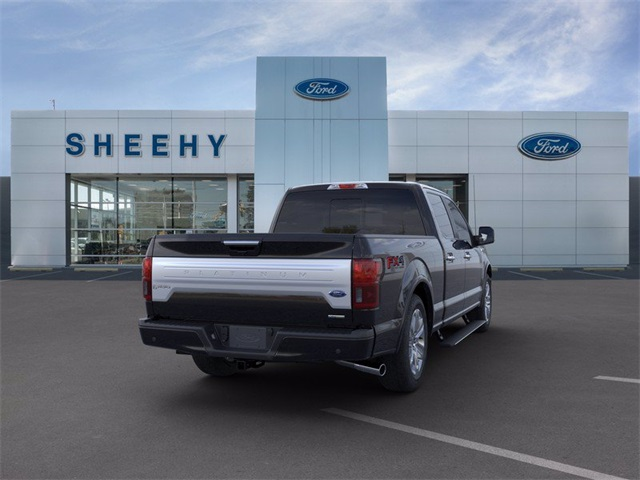 2020 Ford F-150 SuperCrew Cab 4x4, Pickup #GC54691 - photo 2