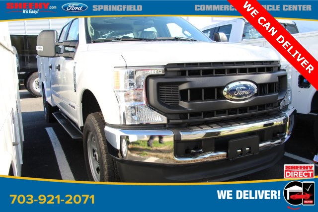 2020 F-350 Crew Cab 4x4, Reading Service Body #GC55425 - photo 1