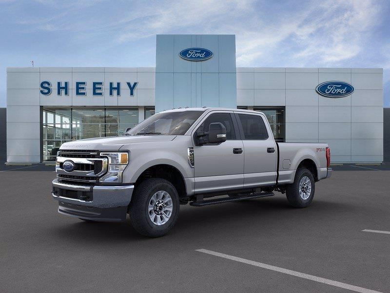 2021 Ford F-250 Crew Cab 4x4, Pickup #GC57570 - photo 4