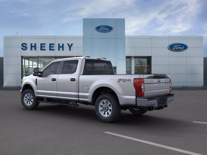 2021 Ford F-250 Crew Cab 4x4, Pickup #GC57570 - photo 7