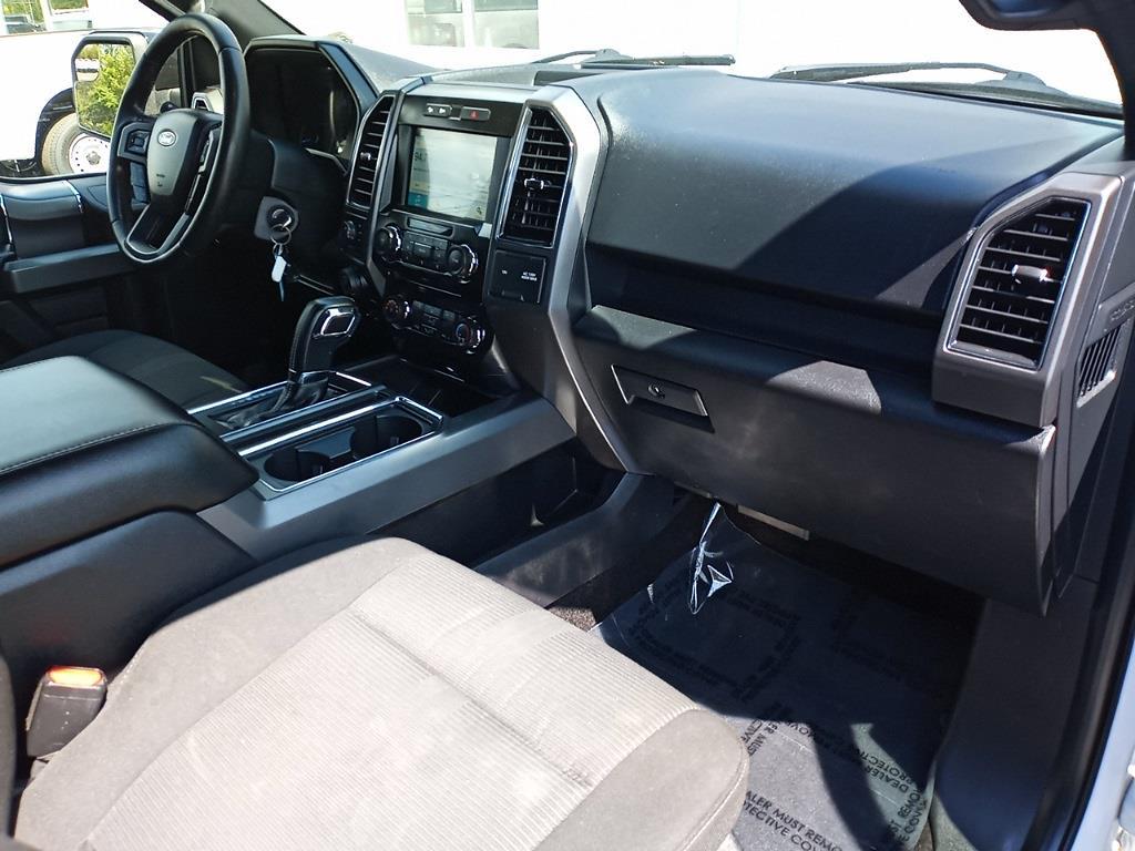 2017 Ford F-150 SuperCrew Cab 4x4, Pickup #GC57777A - photo 9