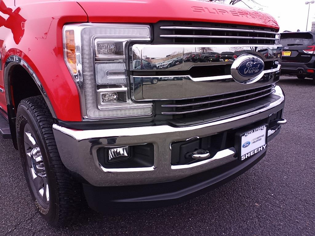 2019 Ford F-350 Crew Cab 4x4, Pickup #GC57791A - photo 7
