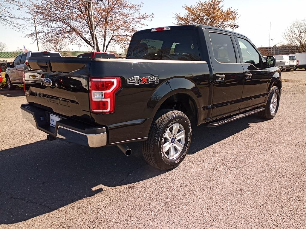 2019 Ford F-150 SuperCrew Cab 4x4, Pickup #GA19370A - photo 2