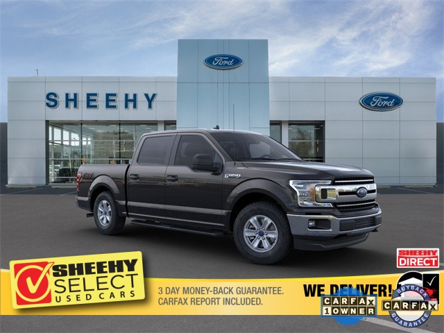 2019 F-150 SuperCrew Cab 4x4, Pickup #GR9102 - photo 7