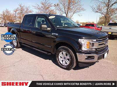 2019 Ford F-150 SuperCrew Cab 4x4, Pickup #GA19370A - photo 1