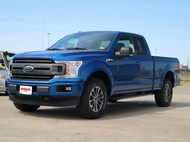 2018 F-150 Super Cab 4x4,  Pickup #GC60885 - photo 1