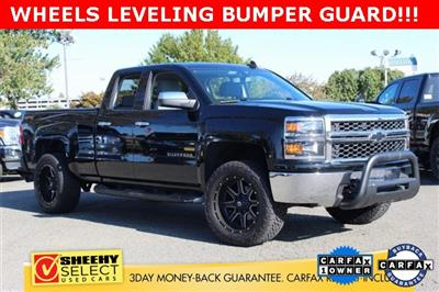 2015 Silverado 1500 Double Cab 4x4, Pickup #GC79346B - photo 1
