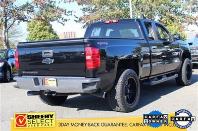2015 Silverado 1500 Double Cab 4x4, Pickup #GC79346B - photo 2