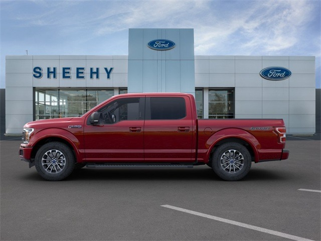 2019 F-150 SuperCrew Cab 4x4,  Pickup #GC79347 - photo 4