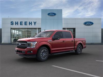 2019 F-150 SuperCrew Cab 4x4,  Pickup #GC79347 - photo 1