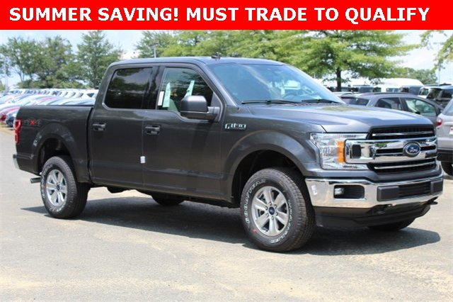2019 F-150 SuperCrew Cab 4x4,  Pickup #GC79351 - photo 1