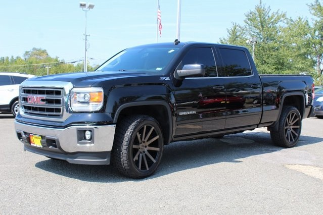 2014 Sierra 1500 Crew Cab 4x4,  Pickup #GC79355A - photo 4