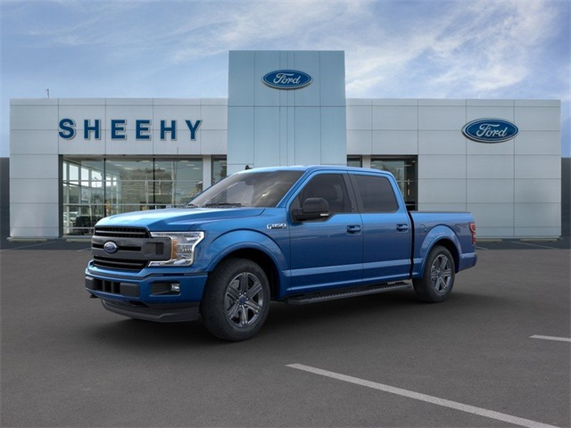 2019 F-150 SuperCrew Cab 4x4, Pickup #GC79367 - photo 1