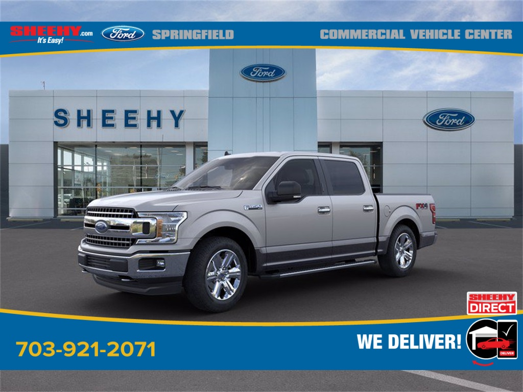 2020 Ford F-150 SuperCrew Cab 4x4, Pickup #GC80384 - photo 5