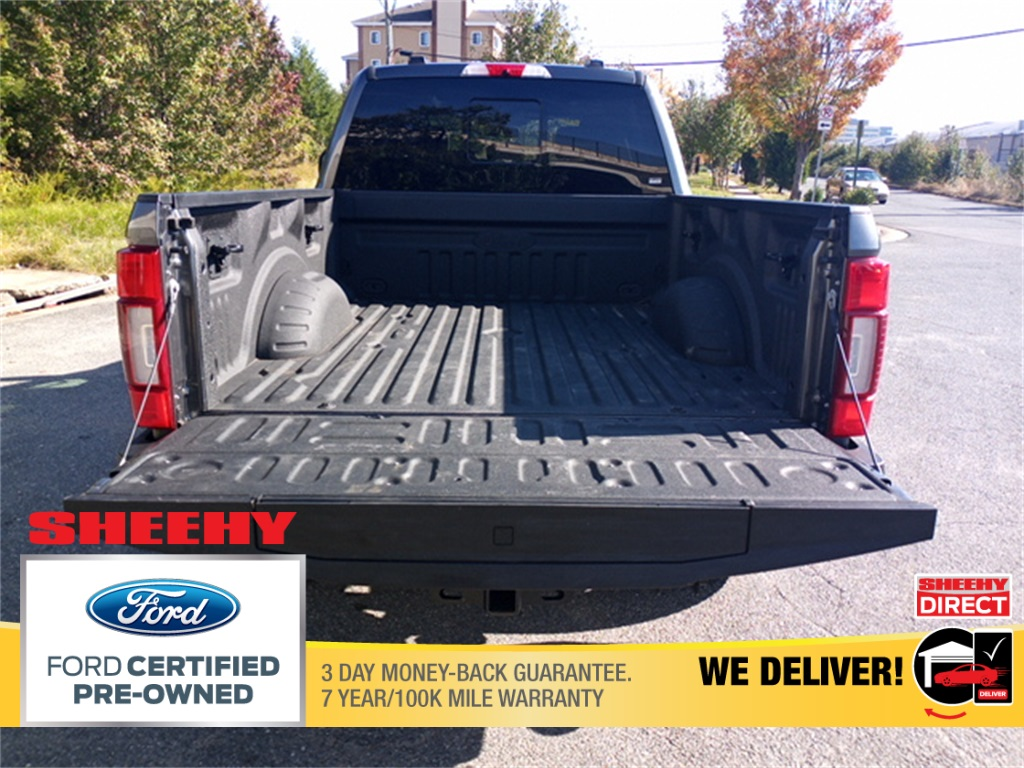 2020 Ford F-250 Crew Cab 4x4, Pickup #GD91698A - photo 10