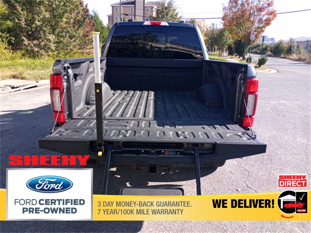 2020 Ford F-250 Crew Cab 4x4, Pickup #GD91698A - photo 11