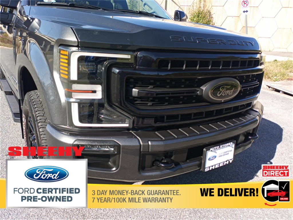 2020 Ford F-250 Crew Cab 4x4, Pickup #GD91698A - photo 5