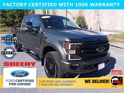 2020 Ford F-250 Crew Cab 4x4, Pickup #GD91698A - photo 1