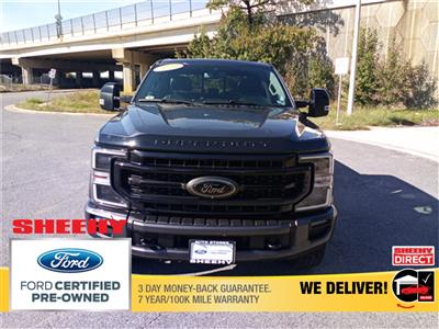 2020 Ford F-250 Crew Cab 4x4, Pickup #GD91698A - photo 8