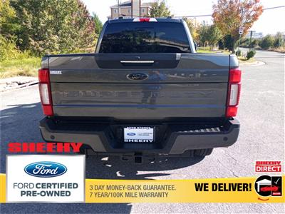 2020 Ford F-250 Crew Cab 4x4, Pickup #GD91698A - photo 9