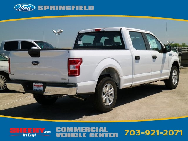 2018 F-150 SuperCrew Cab, Pickup #GC93226 - photo 4