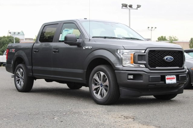 2019 F-150 SuperCrew Cab 4x2,  Pickup #GC97398 - photo 1