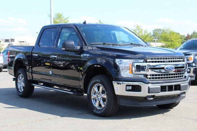 2019 F-150 SuperCrew Cab 4x4,  Pickup #GC97400 - photo 1