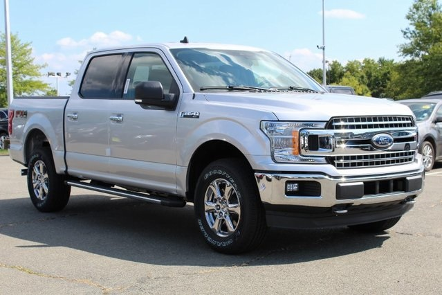 2019 F-150 SuperCrew Cab 4x4,  Pickup #GC97401 - photo 3