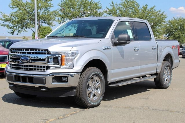 2019 F-150 SuperCrew Cab 4x4,  Pickup #GC97401 - photo 1