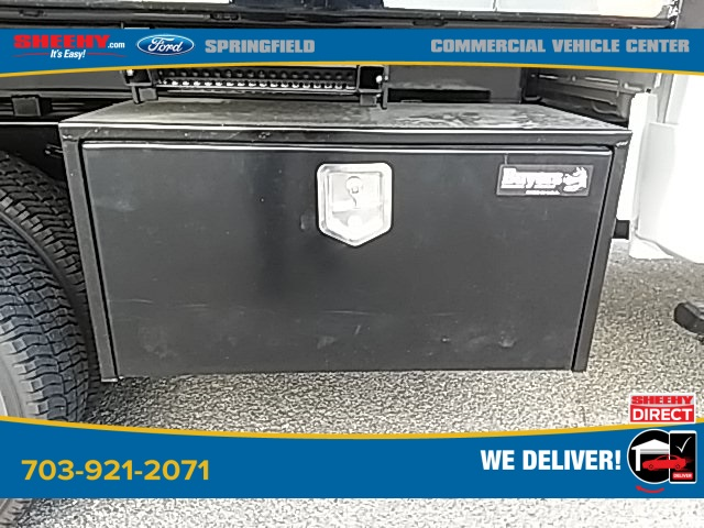 2020 Ford F-350 Crew Cab DRW 4x4, Cab Chassis #GC98514 - photo 10