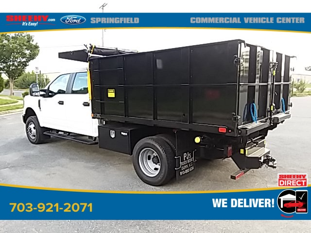 2020 Ford F-350 Crew Cab DRW 4x4, Cab Chassis #GC98514 - photo 1