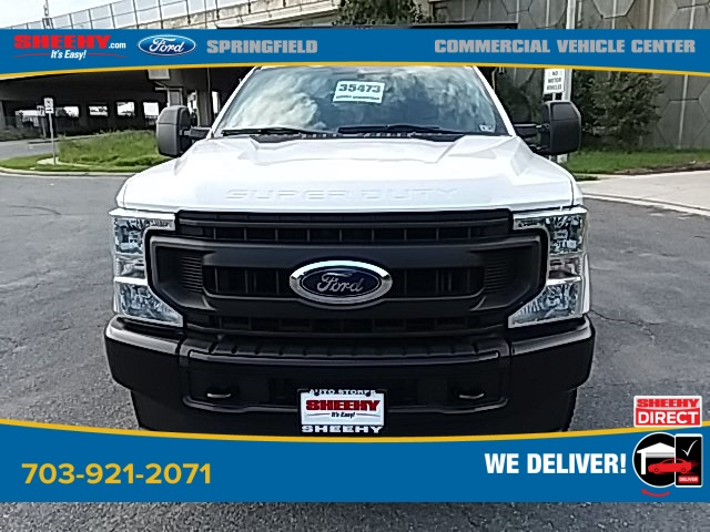 2020 Ford F-350 Crew Cab DRW 4x4, Cab Chassis #GC98514 - photo 6