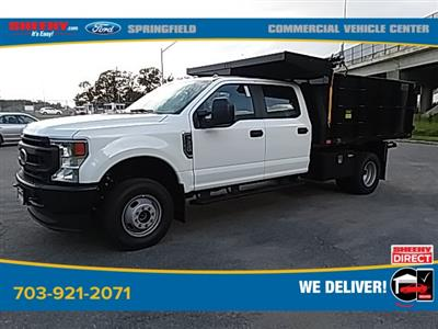 2020 Ford F-350 Crew Cab DRW 4x4, PJ's Landscape Dump #GC98514 - photo 35
