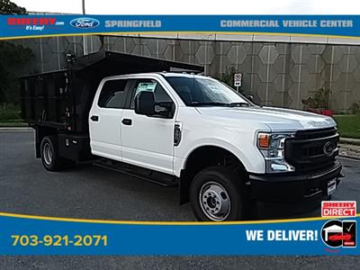 2020 Ford F-350 Crew Cab DRW 4x4, Cab Chassis #GC98514 - photo 3