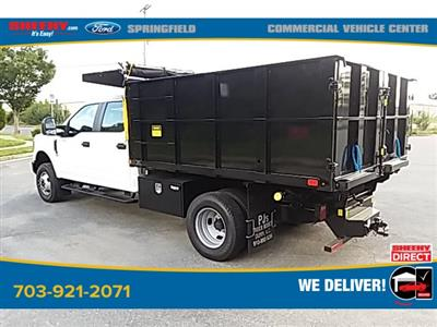 2020 Ford F-350 Crew Cab DRW 4x4, Cab Chassis #GC98514 - photo 2