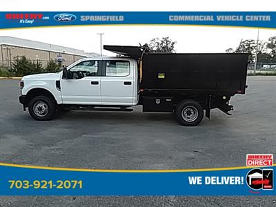 2020 Ford F-350 Crew Cab DRW 4x4, PJ's Landscape Dump #GC98514 - photo 37