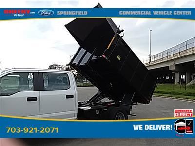 2020 Ford F-350 Crew Cab DRW 4x4, PJ's Landscape Dump #GC98514 - photo 5