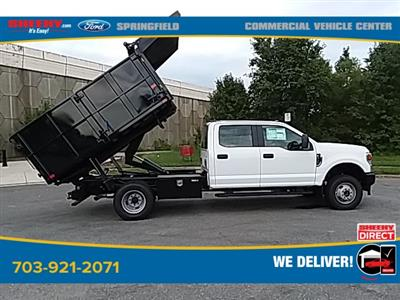 2020 Ford F-350 Crew Cab DRW 4x4, PJ's Landscape Dump #GC98514 - photo 9