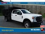 2020 Ford F-350 Crew Cab DRW 4x4, PJ's Landscape Dump #GC98514 - photo 1