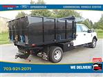 2020 Ford F-350 Crew Cab DRW 4x4, Cab Chassis #GC98514 - photo 4