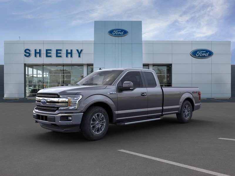 2020 Ford F-150 Super Cab 4x4, Pickup #GR9255V - photo 3