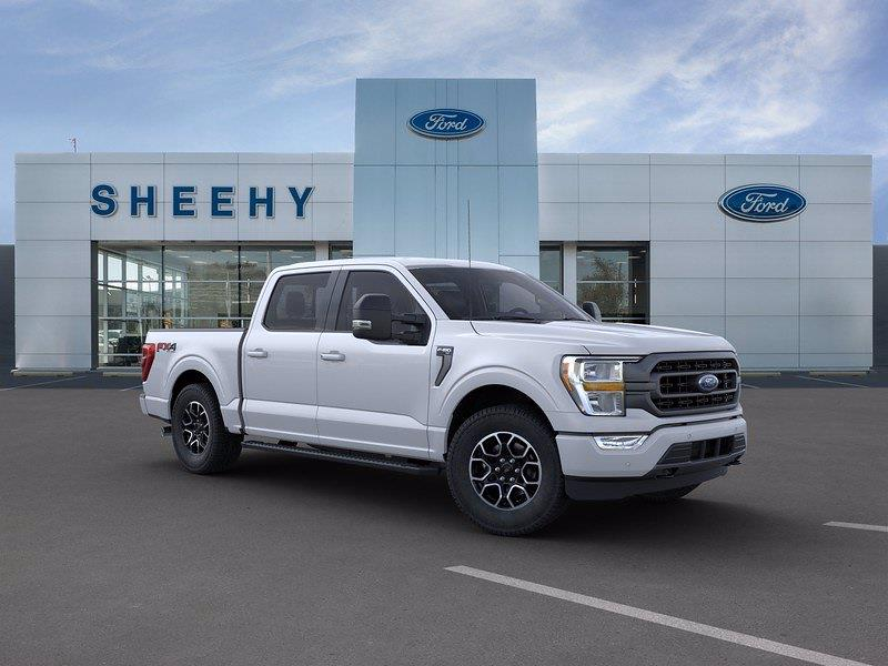 2021 Ford F-150 SuperCrew Cab 4x4, Pickup #GD01090 - photo 1