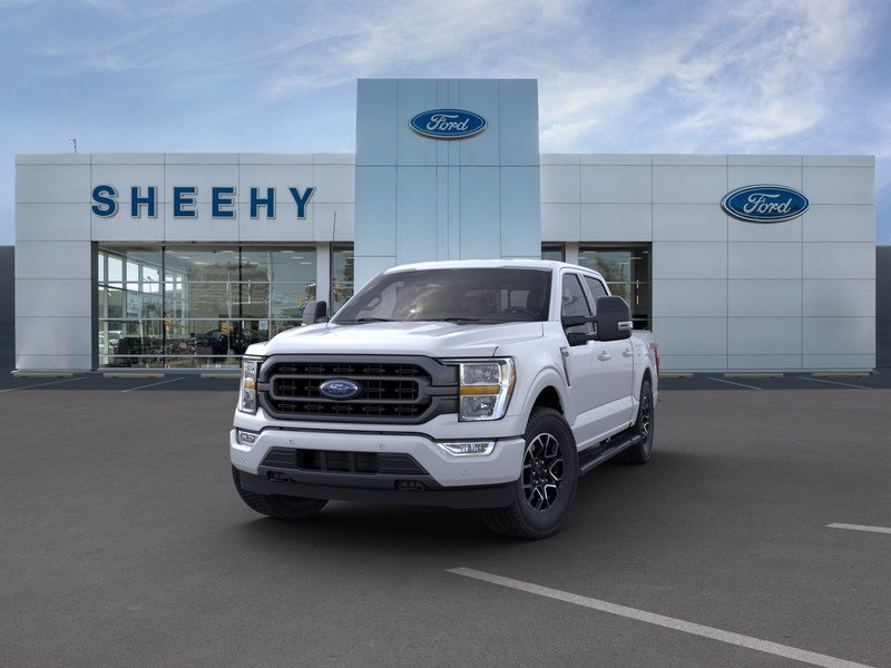 2021 Ford F-150 SuperCrew Cab 4x4, Pickup #GD01090 - photo 5