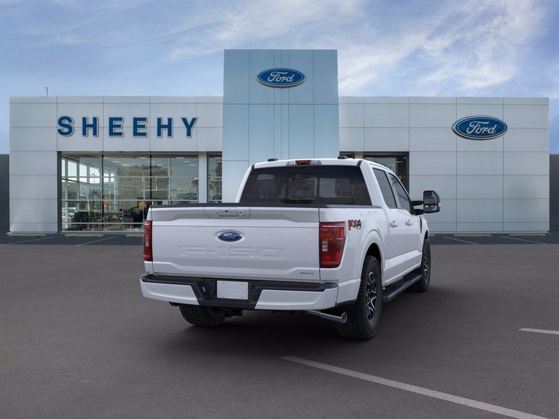 2021 Ford F-150 SuperCrew Cab 4x4, Pickup #GD01090 - photo 2