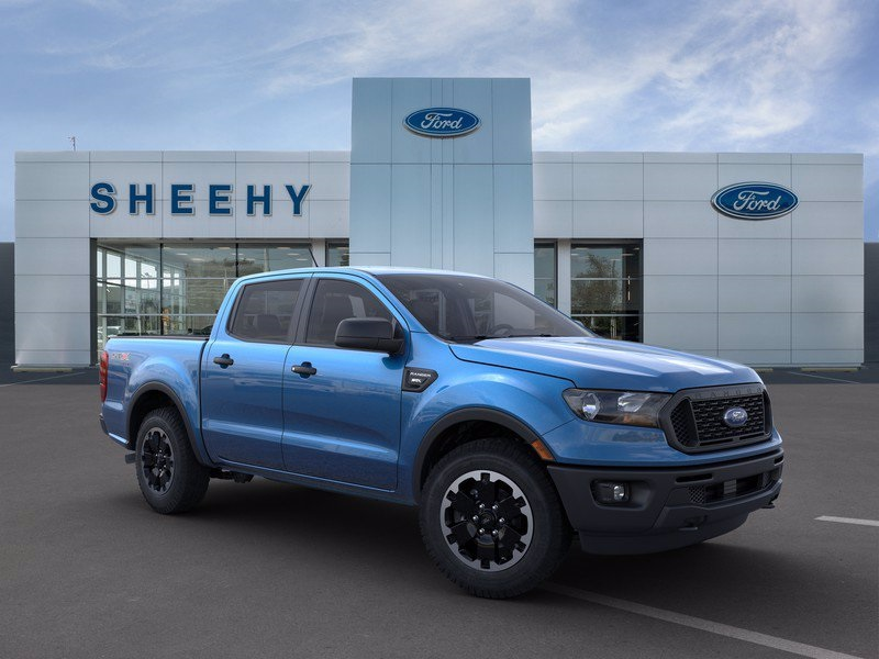 2021 Ford Ranger SuperCrew Cab 4x4, Pickup #GD01277 - photo 1